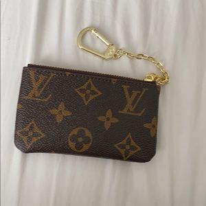 Louis Vuitton coin wallet